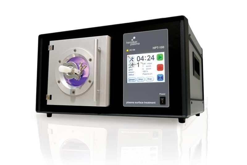 Plasmarengöring för mikroskopi